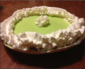 Cooking with Katie: Key Lime Pie
