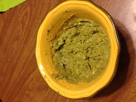 Cooking with Katie: Guacamole