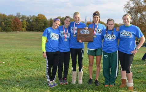 Women's cross country ranked nationally