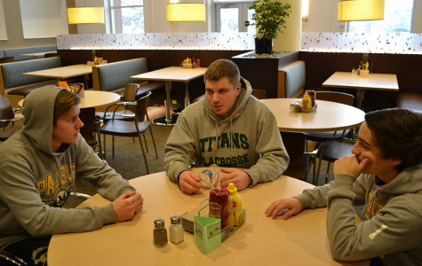 A day in the life of a student athlete: John Werner, Lacrosse