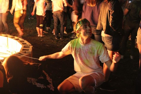 Color Fest helps students destress before finals