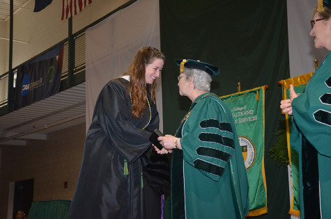 Marywood says goodbye, empowers its graduates