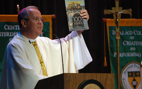 101st Opening Liturgy starts the year on a historical note