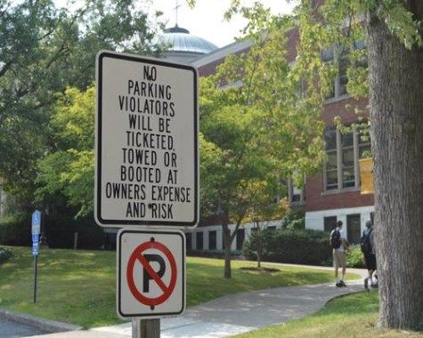 Though parking now free, enforcement to be stricter, fines higher