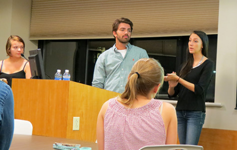 UPDATED: SGA takes budget concerns to Board of Trustees