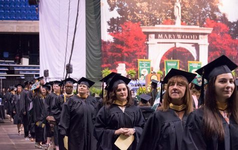 Class of 2016 graduates from Marywood