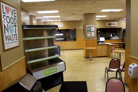 First Stop closes, changes made to Chartwells dining services