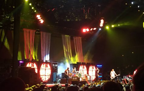 Kat's Kritiques: Blink 182, All Time Low and A Day to Remember put on a show to remember