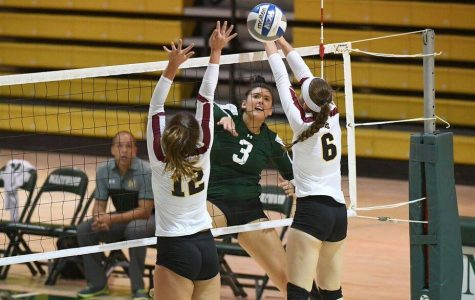 SPORTS BRIEF: Ursinus College smothers Marywood volleyball in Pacers' home opener