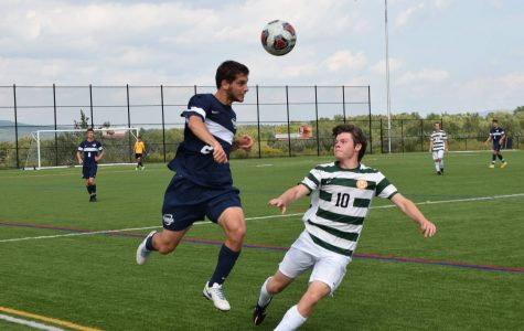 SPORTS BRIEF: The Bombers prove too much for Marywood men's soccer