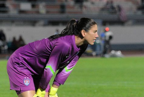 Hope Solo continues to embarrass the United States
