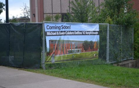 New anticipated date for library demolition, amphitheatre construction