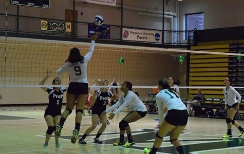 SPORTS BRIEF: Volleyball sweeps first home tri-match of the season