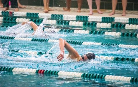 SPORTS BRIEF: The University of Scranton swimming and diving beats Marywood on Senior Day