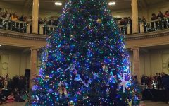Annual Tree Lighting Ceremony lights up the holiday season