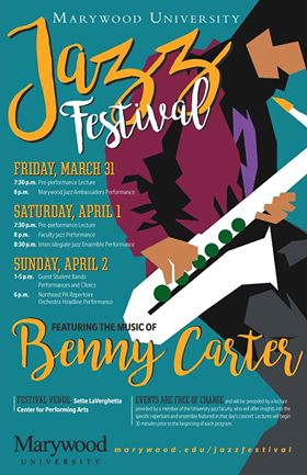 Upcoming Jazz Festival to feature music by Benny Carter