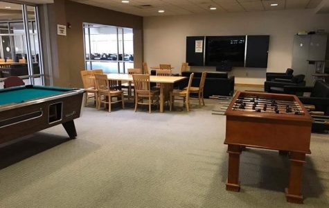 Nazareth Hall game room updated