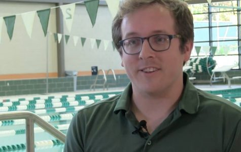 Noah Beck reflects on his first season as Swimming and Diving head coach