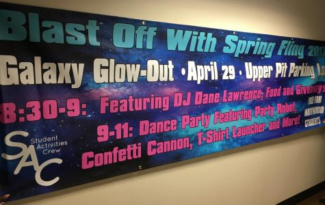 Spring Fling repeats dance party theme