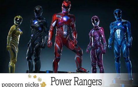 Popcorn Picks Review: Power Rangers