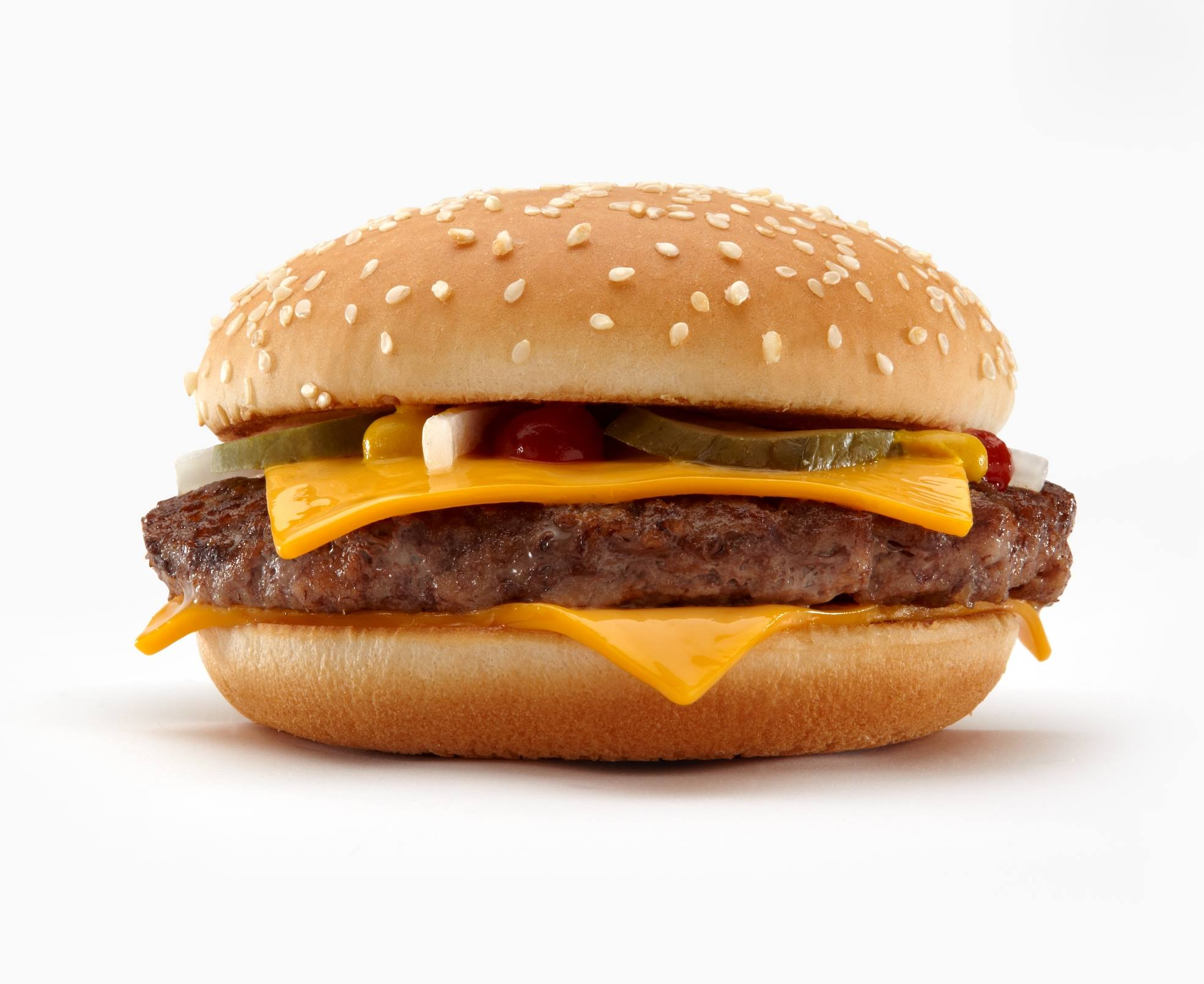 Photo from McDonald's Facebook page. The Quarter Pounder with Cheese is getting a fresh makeover.