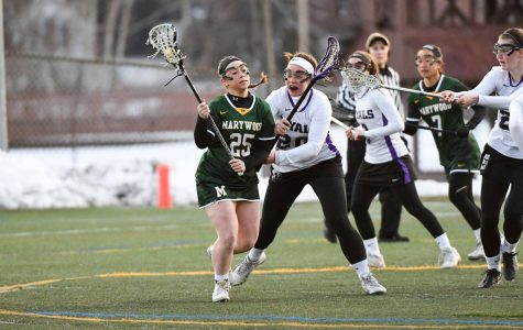PACER SPORTS REPORT: Ashley Valway makes history; men's lacrosse forges seven-goal comeback