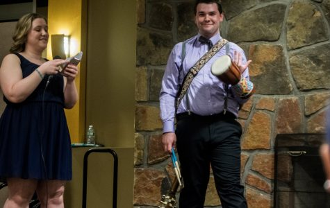 Mr. Marywood pageant crowns another winner
