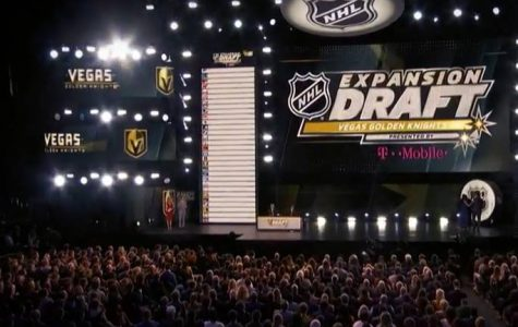 NHL holds first expansion draft in 17 years