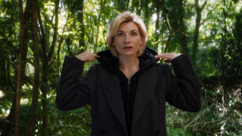 We're Losing It Over This DOCTOR WHO Christmas Special Trailer