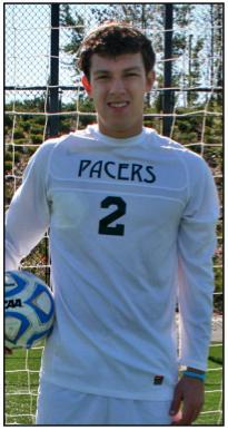 Brett MeGee: Soccer Standout