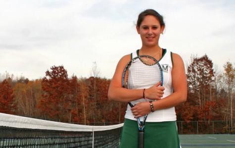 Becca Schoenberg: Women's Tennis Rookie