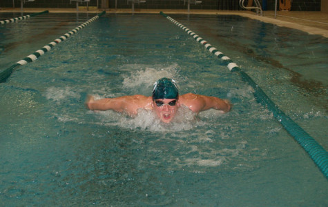 Andy Blevins: Diving in with Swimmer