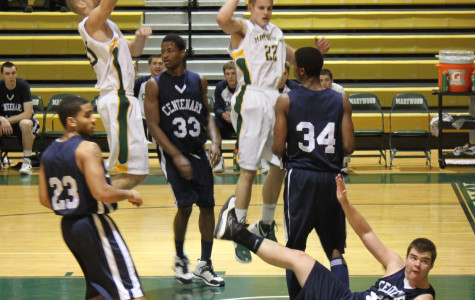 Pacer basketball teams in playoff hunt