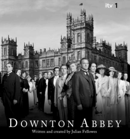 Downton Abbey brings high class to public television