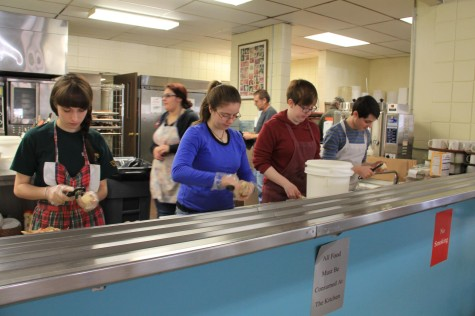 Soup Kitchen nourishes a diverse population