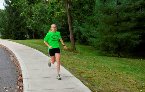 10 Questions with an Athlete: Beth Schwab, Cross Country