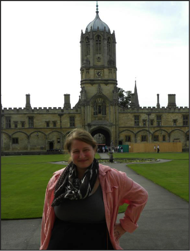 Katie Travels to Oxford