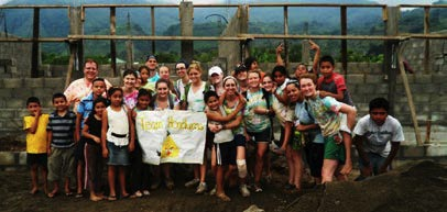 Club Spotlight: Volunteer Club in Action