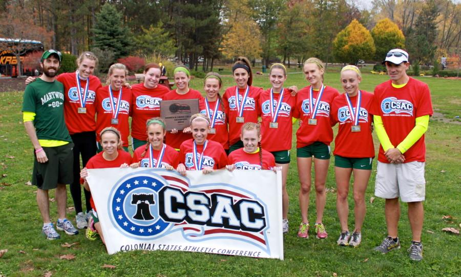 Three-peat for women's XC
