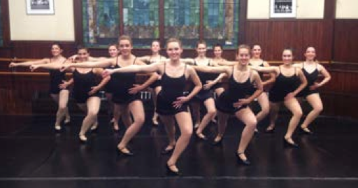 Marywood features dance program in fall showcase