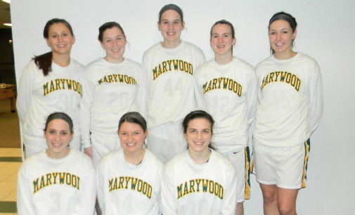 Local women invade Marywood basketball