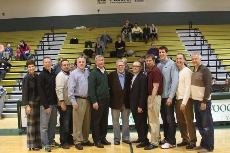 Marywood+basketball+reunites+for+20+years