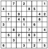 Sudoku- February 2013