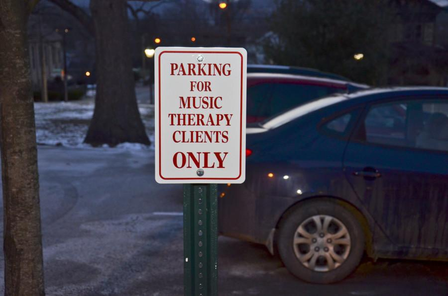 New+parking+spaces+reserved+for+music+therapy