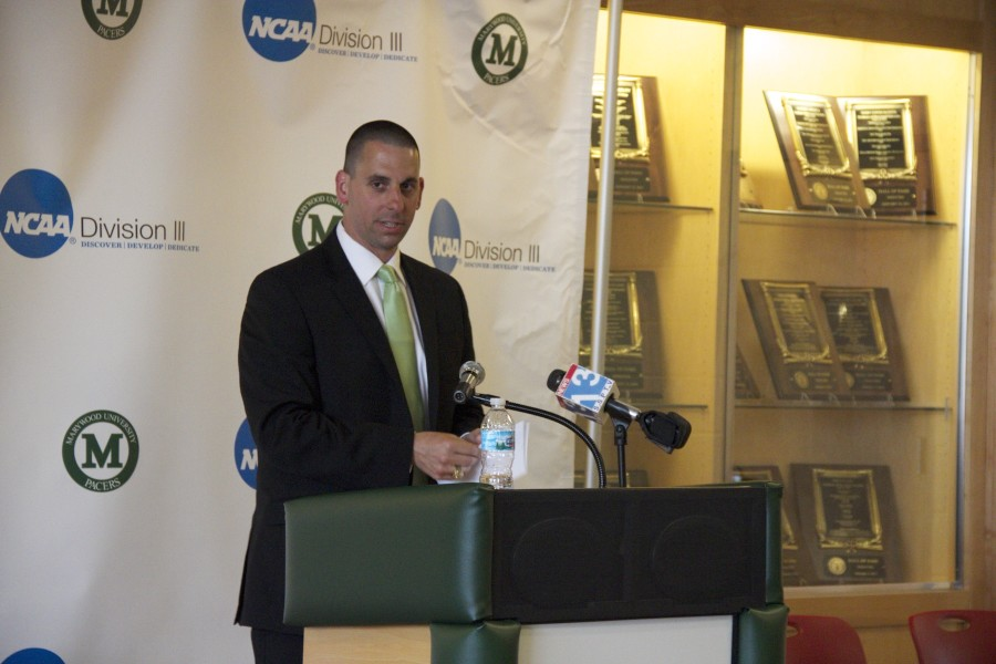 Marywood+welcomes+new+head+mens+basketball+coach