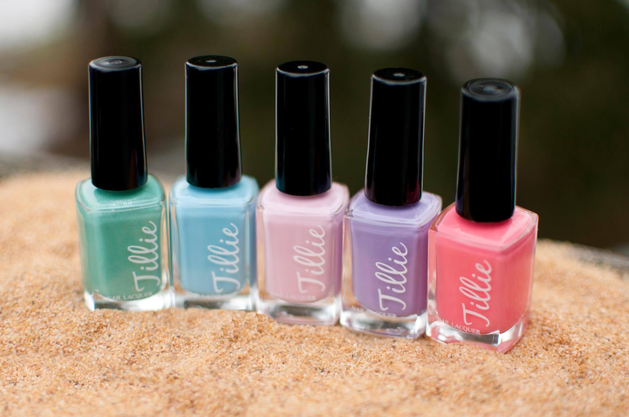 Recent alums start nail polish company – The Wood Word