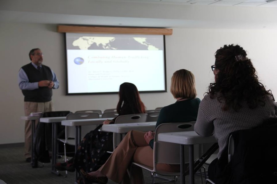 Human trafficking lecture exposes harsh realities of practice