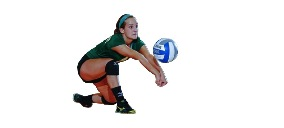 10 Questions with an Athlete: Rachel Tollett, Volleyball