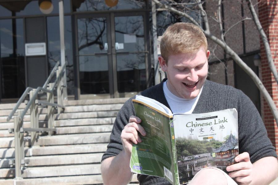 Magistro first Marywood student to spend semester in China