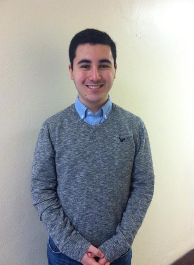 Student Spotlight: Austin Fernandez